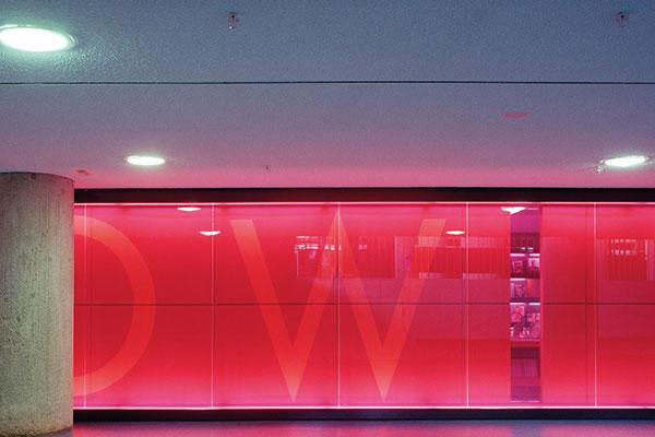 Bookshop HKW